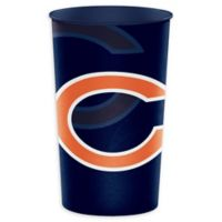 NFL Chicago Bears 8-Pack 22 oz. Souvenir Plastic Cups