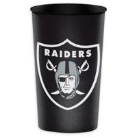 NFL Oakland Raiders 8-Pack 22 oz. Souvenir Plastic Cups