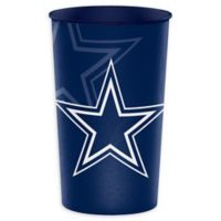 NFL Dallas Cowboys 8-Pack 22 oz. Souvenir Plastic Cups