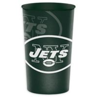 NFL New York Jets 8-Pack 22 oz. Souvenir Plastic Cups
