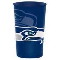 NFL Seattle Seahawks 8-Pack 22 oz. Souvenir Plastic Cups