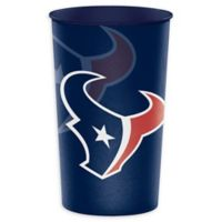NFL Houston Texans 8-Pack 22 oz. Souvenir Plastic Cups