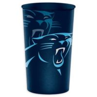 NFL Carolina Panthers 8-Pack 22 oz. Souvenir Plastic Cups