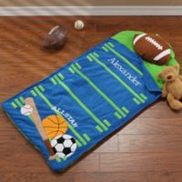 All Star Sports Personalized Nap Mat by Stephen Joseph