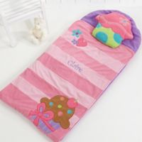 Lil' Cupcake Personalized Nap Mat by Stephen Joseph