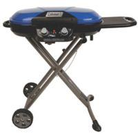 Coleman® RoadTrip® X-Cursion 2-Burner Propane Grill in Blue