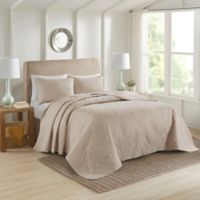 510 Design Oakley Full/Queen Bedspread Set in Khaki
