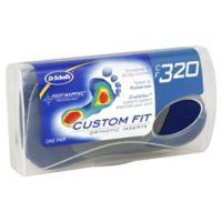Dr. Scholl's® Custom Fit® 1-Pair CF320 Orthotics