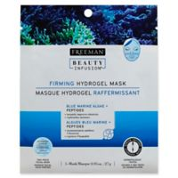 Freeman® Beauty Infusion Firming Hydrogel Mask with Blue Marine Algae & Peptides