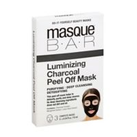 masque BAR™ 3-Pack Luminizing Charcoal Peel Off Mask