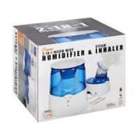 Crane Classic 2-in-1 Warm Mist Humidifier and Steam Inhaler