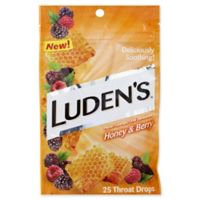 Luden's® 25-Count Throat Drops in Honey and Berry