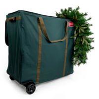 TreeKeeper Big Wheel Multi-Use Storage Bag in Green