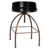 Hillsdale Furniture Bridgewater Stool in Black