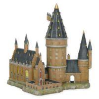 Harry Potter Village Light-Up Hogwarts Great Hall & Tower Figurine