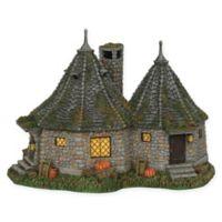 Harry Potter Village Light-Up Hagrid's Hut Figurine