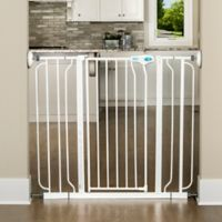 Regalo® Wall Safe Extra Tall Safety Gate in White