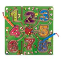 Hey! Play! Magnetic Number Wooden Maze