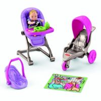 Fisher-Price® Loving Family Everything for Baby™ Set