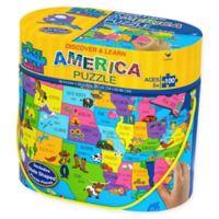 Stephen Joseph® 100-Piece USA Floor Puzzle