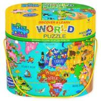 Stephen Joseph® 100-Piece World Floor Puzzle