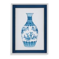Ming Vase IV Framed Wall Art