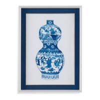 Ming Vase VI Framed Wall Art