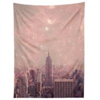 Deny Designs Bianca Green Starfust Covering NY Tapestry