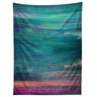 Deny Designs Amy Sia Ocean Sky Tapestry in Blue
