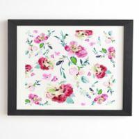 Deny Designs 14-Inch x 16.5-Inch Gabriela Fuente Estella Framed Wall Art