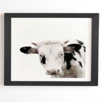 Deny Designs Domino 14-Inch x 16.5-Inch Framed Wall Art