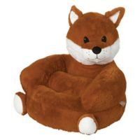Trend Lab® Fox Plush Character Chair in Orange