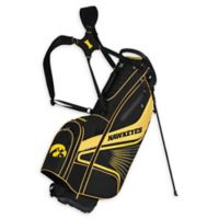 University of Iowa Gridiron III Stand Golf Bag