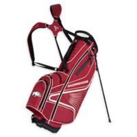 University of Arkansas Gridiron III Stand Golf Bag