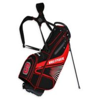 NC State University Gridiron III Stand Golf Bag