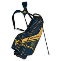 West Virginia University Gridiron III Stand Golf Bag