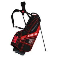 University of Nebraska Gridiron III Stand Golf Bag