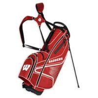 University of Wisconsin Gridiron III Stand Golf Bag