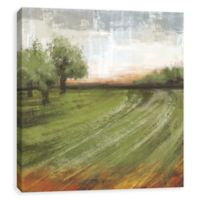 Peaceful Pastures 20-Inch Printed Canvas Wall Art