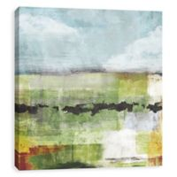 Abstract Calm Landscape 27-Inch Printed Canvas Wall Art
