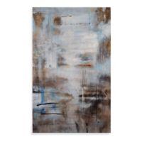 Neutral Ground 50-Inch x 80-Inch Canvas Wall Art