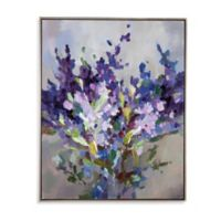 Wisteria Canvas Wall Art