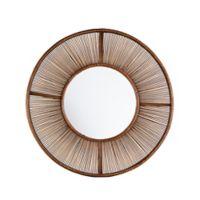Southern Enterprises Wynn 36-Inch Round Mirror