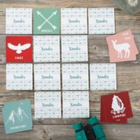 Little Adventurer Personalized Memory Game