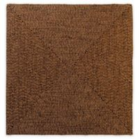 Fancy Square Beaded Placemat in Dark Bronze