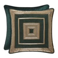 J. Queen New York™ Emerald Isle European Pillow Sham in Green