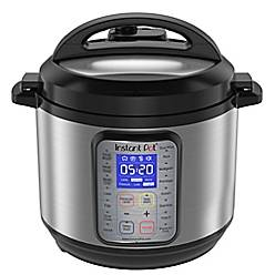 product image for Instant Pot 9-in-1 Duo Plus Programmable Electric Pressure Cooker