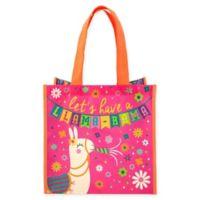 Stephen Joseph® Llama Print Reusable Gift Bag