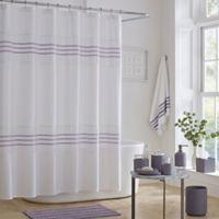 J. Queen New York™ Lulu Shower Curtain in Purple