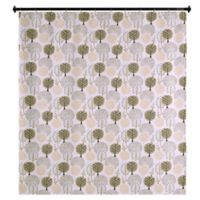m.style Pyper Shower Curtain in Stone